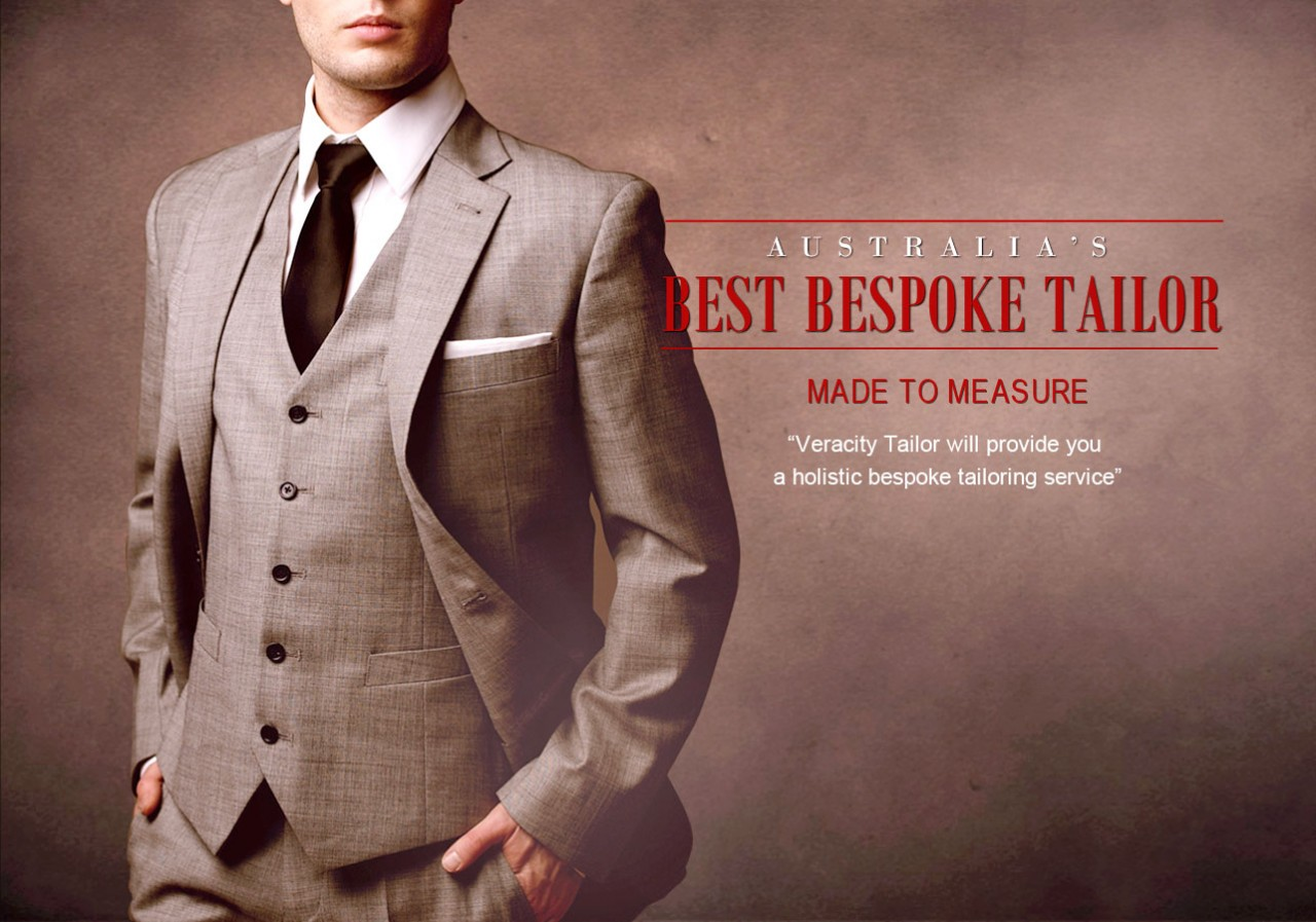 Made to measure suits Sydney